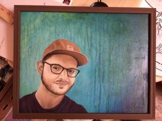Oil on Canvas 2014