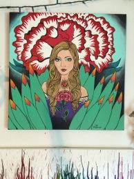 Acrylic 2014